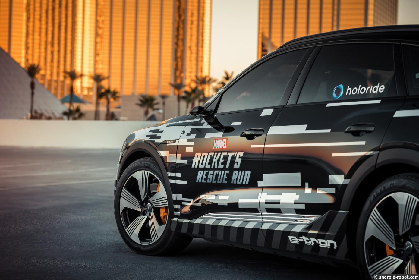 Audi хочет использовать VR в каждом автомобиле