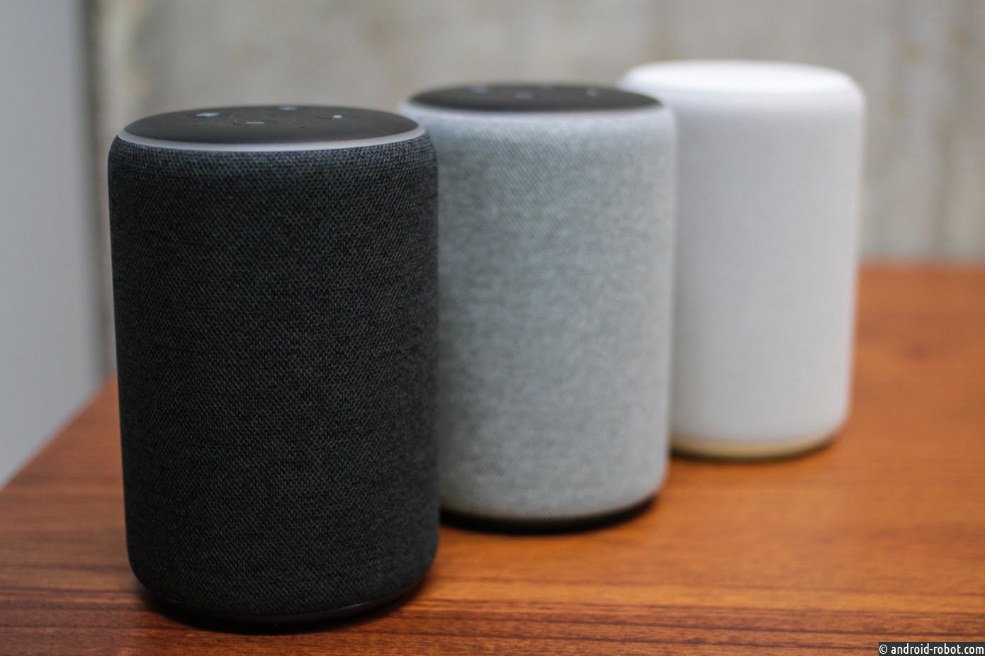 Количество навыков Alexa в США более чем удвоилось в 2018 году