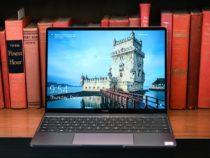 Huawei активно соперничает с MacBook Air со своим новым MateBook 13