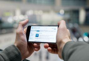 В праздничные дни пассажиры скачали более 25 ТБ информации по Wi-Fi в Домодедово