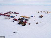 Ученые пробурили антарктическое озеро, чтобы найти новую жизнь