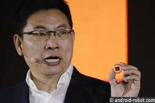 Huawei анонсирует смартфон 5G на базе собственной технологии