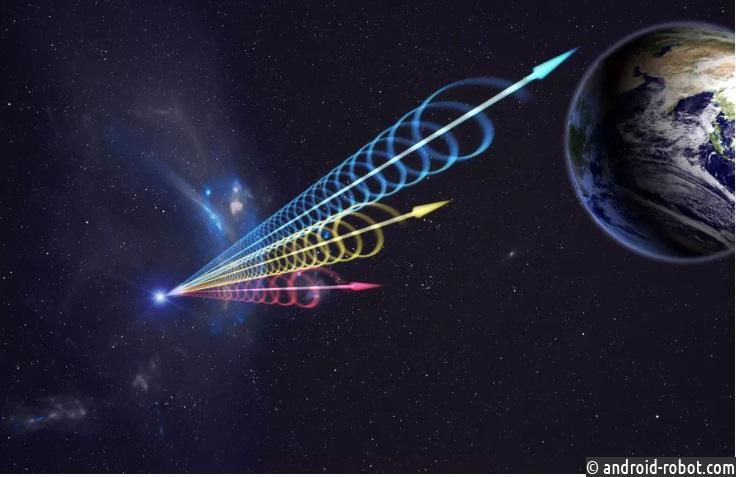 Астрономы находят другой источник повторяющихся радиовсплесков за пределами нашей галактики