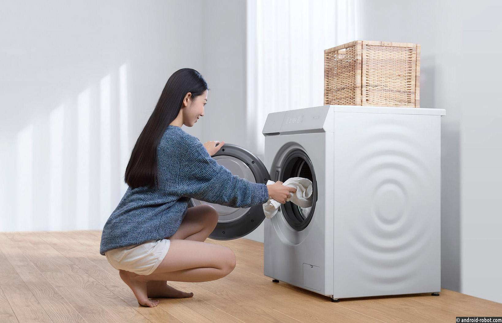 У Xiaomi теперь есть умная стиральная машина на 10 кг