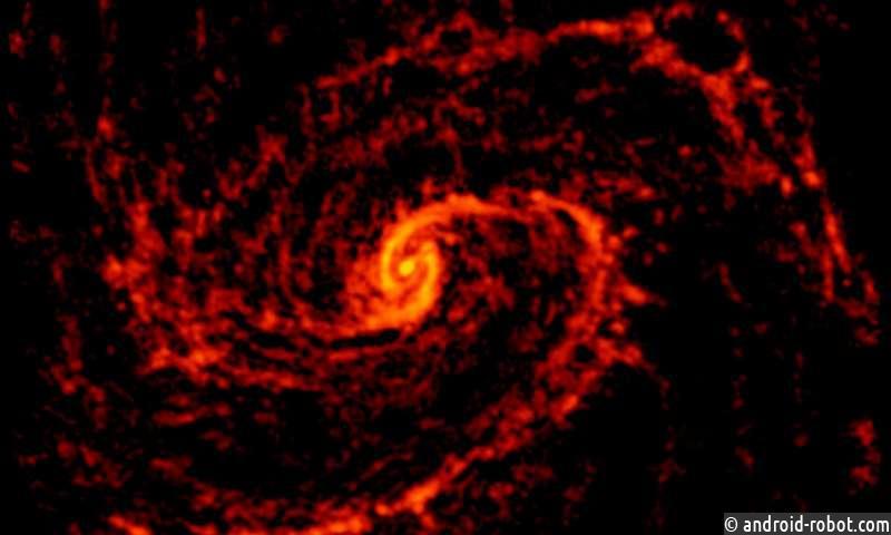 Галактики рассказывают о звездообразовании