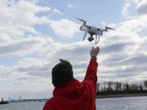 В США ослабляют правила полетов дронов над людьми и ночью
