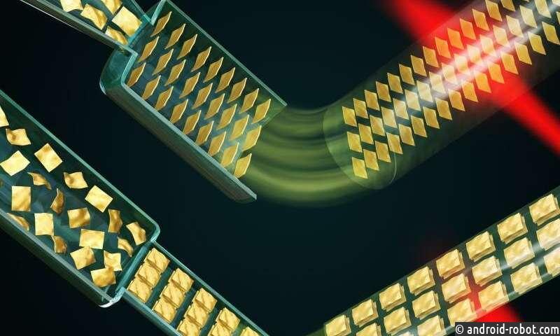 Разработана новую методика микрофлюидики для создания высокоэффективных макроскопических графеновых волокон