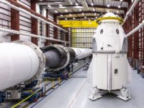 Илон Маск демонстрирует ракетный двигатель SpaceX