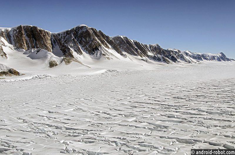 Антарктическое побережье освобождается ото льдов - Ученые