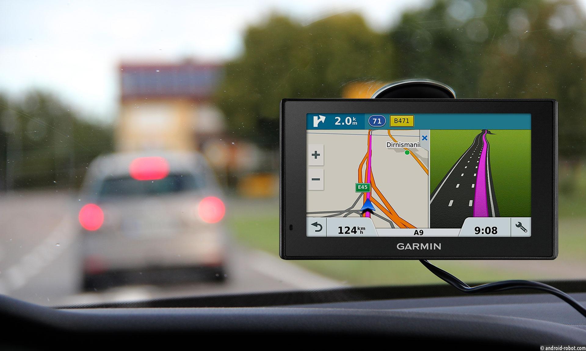 Garmin SmartDrive