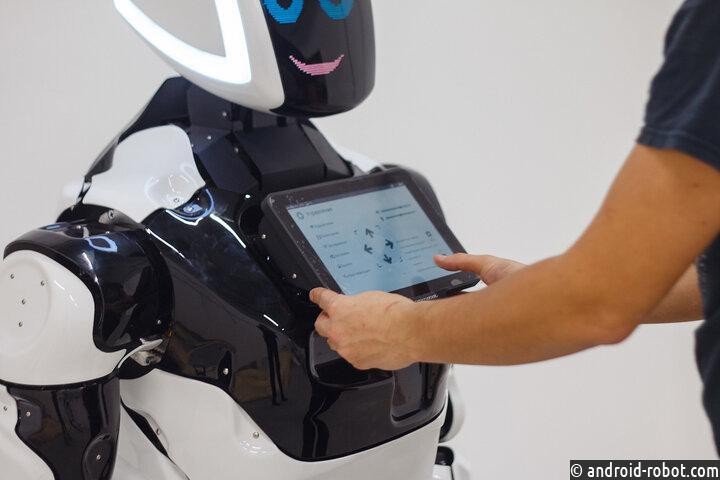 В Перми на базе Промобот создается федеральный центр робототехники