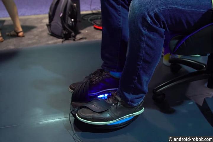 3D Rudder для PlayStation VR