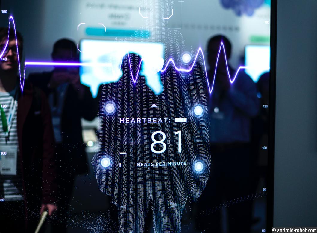 CES 2019: Panasonic представил сенсорное зеркало для мониторинга здоровья