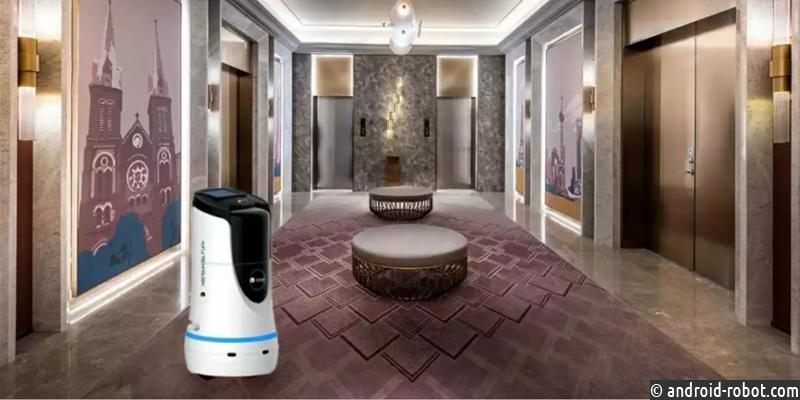 Ctrip инвестирует в производителя гостиничных роботов