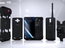 Многофункциональный модуль-смартфон DOOGEE S90 дебютирует на российском рынке