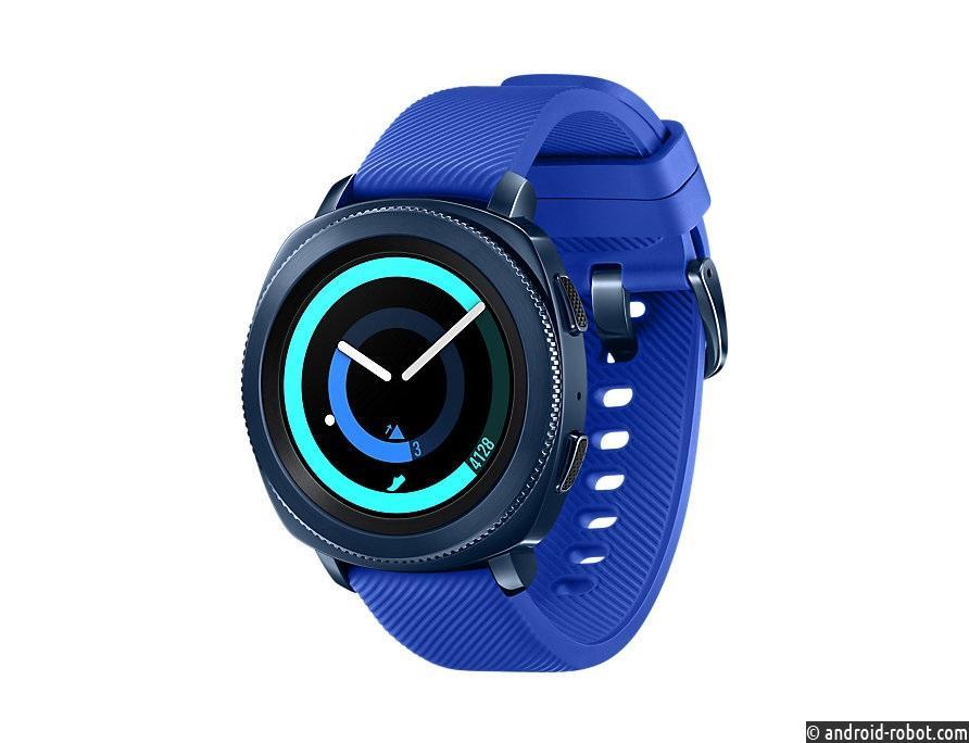 Умные часы Samsung Galaxy Sport