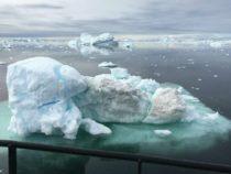 Таяние ледяных покровов может вызвать «климатический хаос»