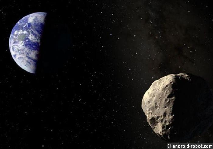 Астероид «Апофис» перенесен вранг особо рискованных для Земли