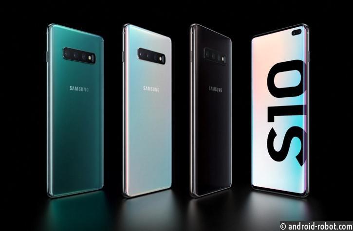 Samsung показала новые флагманские мобильные телефоны Galaxy