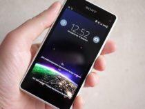 Sony показала смартфон Xperia 10 Plus