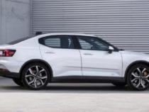 Volvo Polestar представляет конкурента модели Tesla Model 3