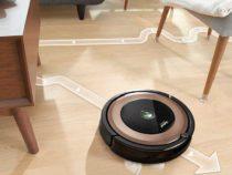 Робот- пылесос с картой помещения