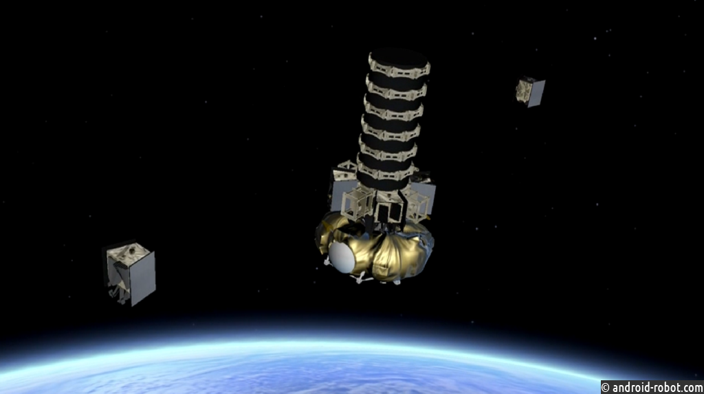 Космический интернет Starlink получает нового конкурента с запуском спутника OneWeb