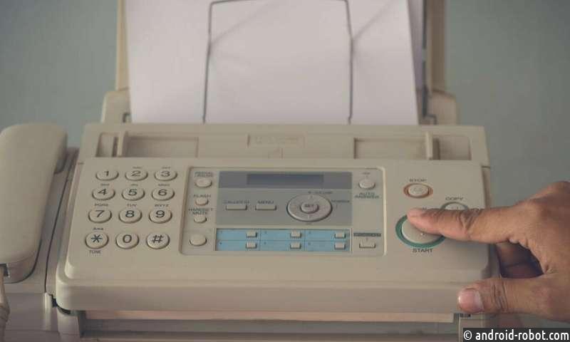 Почему люди все еще используют факсы?