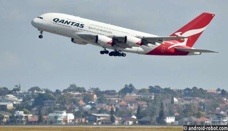 Qantas подтверждает отмену заказа Airbus