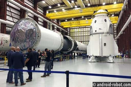 NASA и SpaceX готовятся к мартовскому испытанию новой капсулы