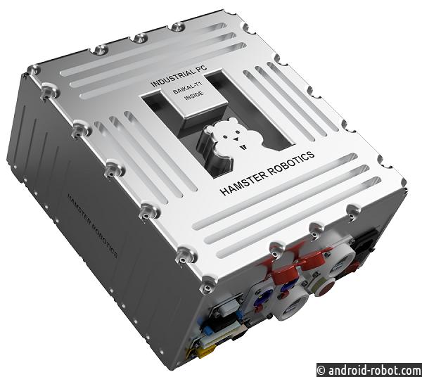 «Базальт СПО», «Байкал Электроникс» и «Хамстер Роботикс» создают первый российский промышленный компьютер