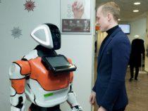 Робот-сотрудник МФЦ успешно прошёл испытательный срок