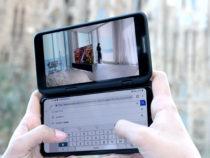 LG представила два новых смартфона на выставке MWC, возвещающих о наступлении новой эры мобильности