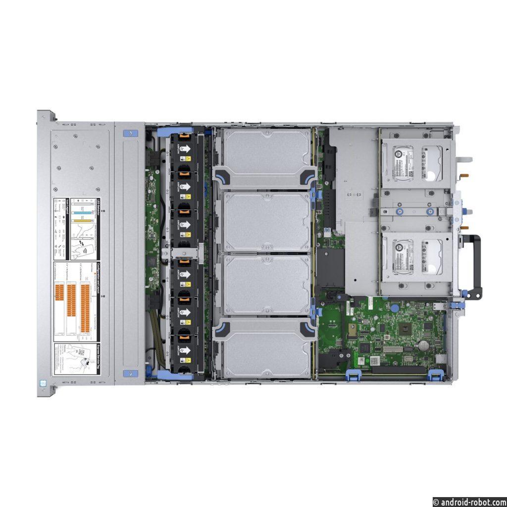 Dell EMC расширяет возможности серверов для программно-определяемых, граничных и высокопроизводительных вычислений