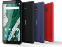 Nokia представила первый вмире смартфон спятью камерами