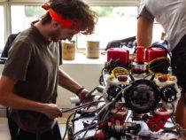 В ДВФУ перешли на новый уровень управления интеллектуальными промышленными роботами
