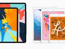 Apple представила обновлённые планшеты iPad Мини иiPad Air