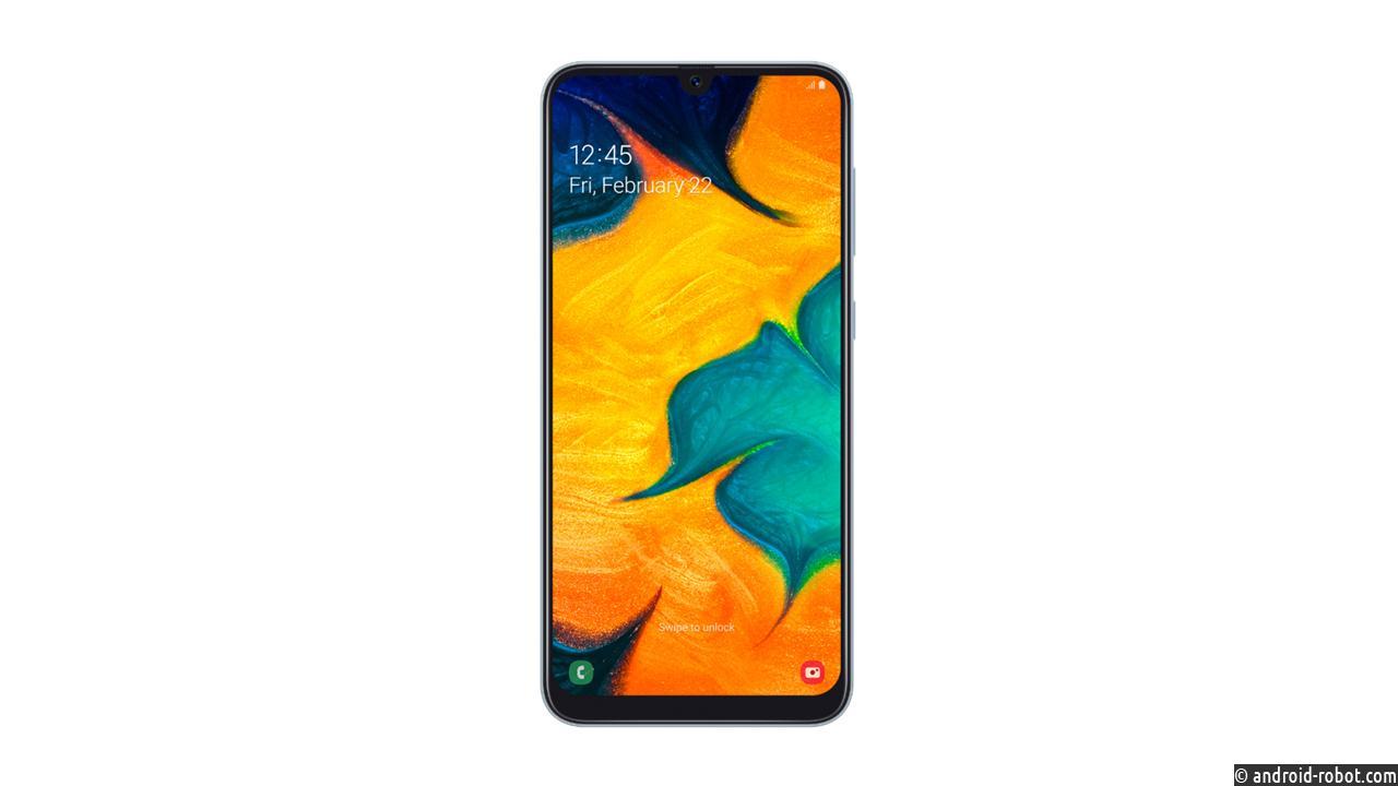 Дебютировал смартфон Samsung Galaxy A40 с дисплеем AMOLED Infinity U