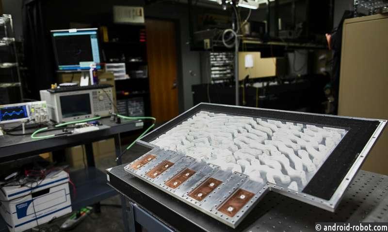 Ученые демонстрируют метаматериалы, которые могут решать уравнения