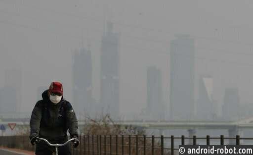 Китай и Южная Корея буду очищать воздух с помощью искусственного дождя