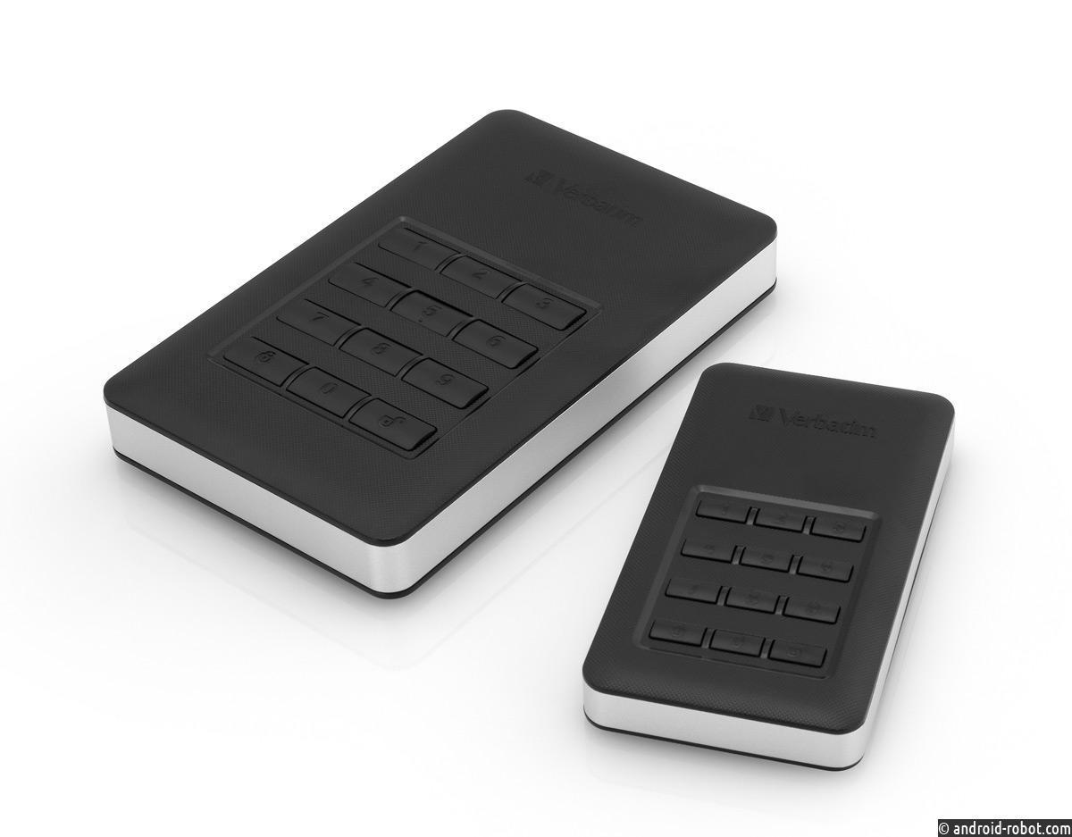 Verbatim Store'n'Go Portable SSD