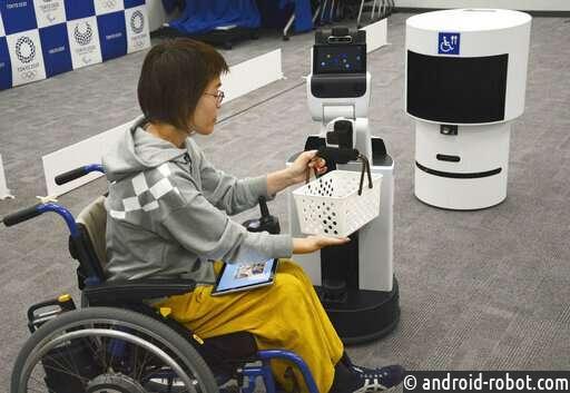 Олимпиада в Токио может стать известной как «Игры роботов»