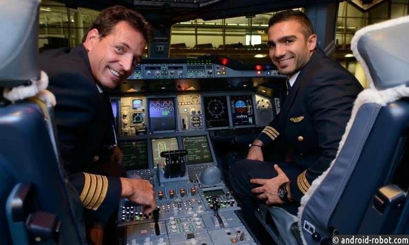 Несмотря на беспокойство потребителей, будущее авиации будет более автоматизированным