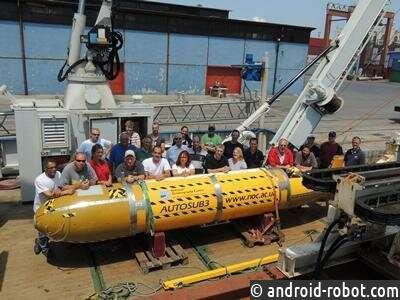 Подводная миссия показывает, как глубокие океанические течения могут преодолевать тысячи километров
