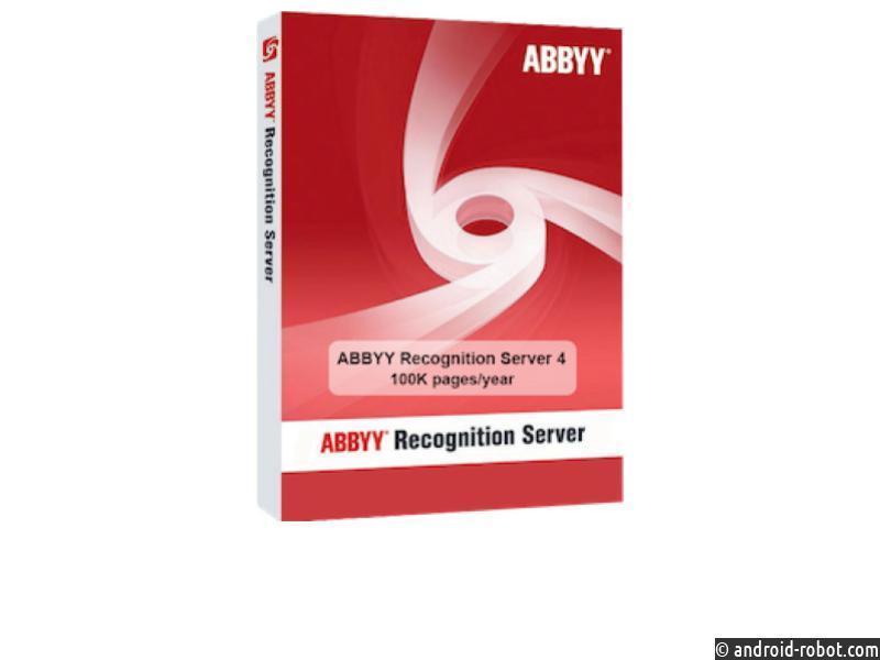 ABBYY представила FineReader Server – новую версию Recognition Server