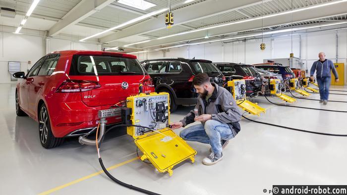 Volkswagen объявляет до 7000 сокращений рабочих мест