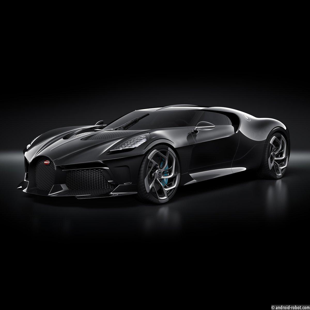 Bugatti представляет самый дорогой в мире новый автомобиль, проданный за 18,9 миллиона долларов
