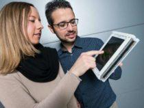 Разработаны сенсорные экраны с 3-D кнопками, которые пульсируют и вибрируют у вас под рукой
