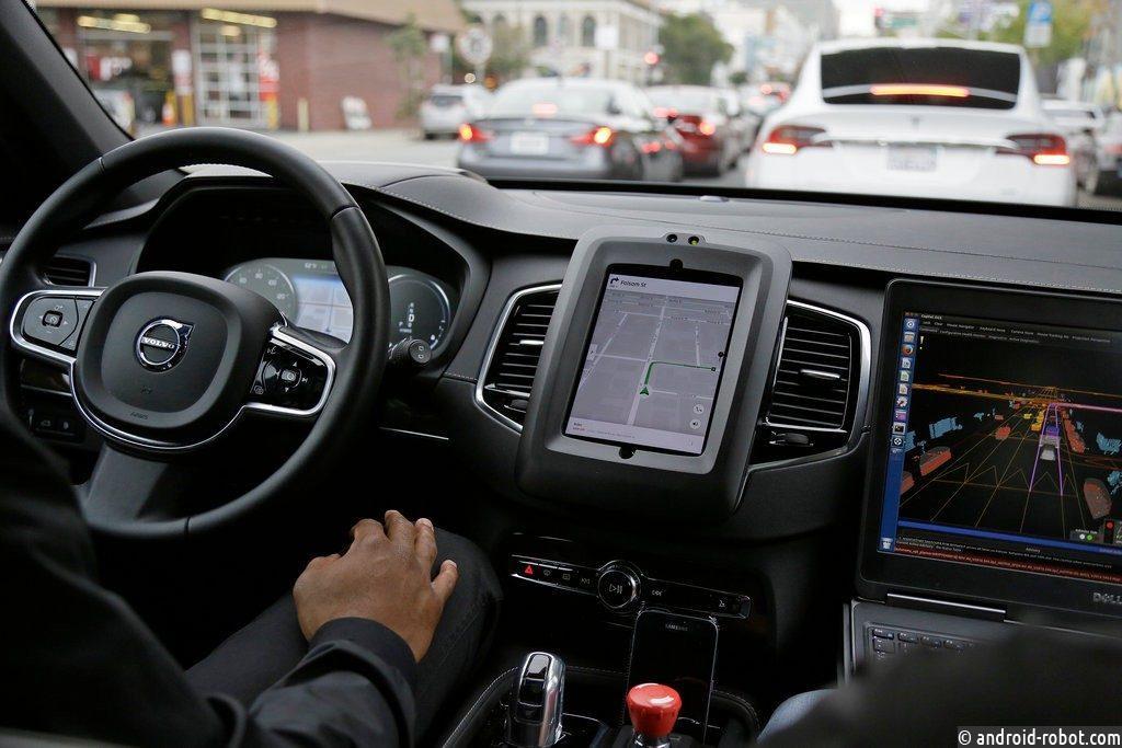 SoftBank и другие инвесторы вложат 1 млрд. долл. в развитие автомобилей Uber