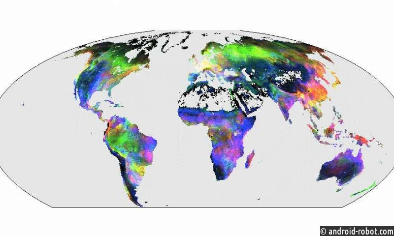 Искусственный интеллект используют для развития науки о Земле
